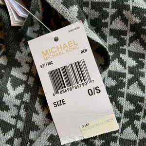 NWT Authentic MK Scarf